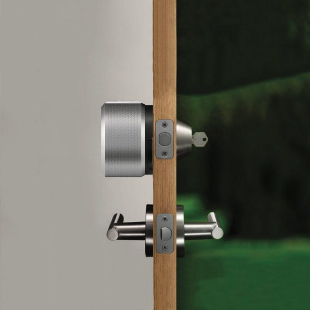 illustration august smart lock 3