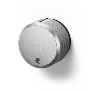 illustration august smart lock