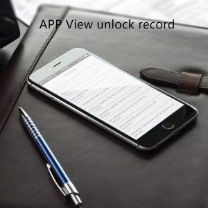l'application we lock